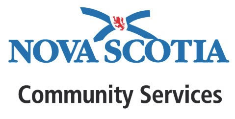 NS Department of Community Services logo